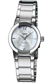 เปรียบเทียบราคา Casio นาฬิกาข้อมือ สายสแตนเลส รุ่น LTP-1230D-7CDF-Silver