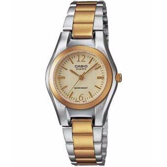 รีวิวพันทิป Casio นาฬิกาข้อมือ คุณผู้หญิง รุ่น LTP-1253SG-9A (สินค้าขายดี)