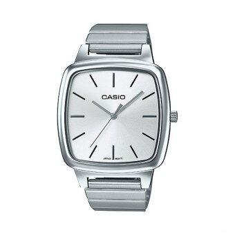 เปรียบเทียบราคา Casio นาฬิกาสำหรับผู้หญิง สายแสตนเลส รุ่น LTP-E117D-7A