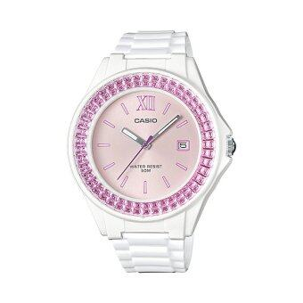 Casio นาฬิกาข้อมือ รุ่น LX-500H-4EVDF (White)