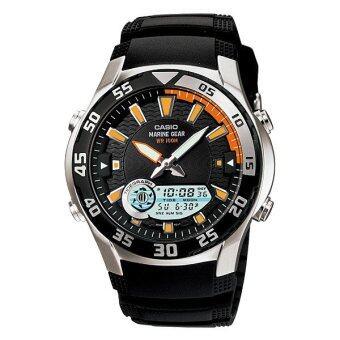 Casio นาฬิกา ผู้ชาย Outgear รุ่น AMW-710-1A