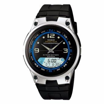 Casio นาฬิกาข้อมือ Outgear รุ่น AW-82-1A