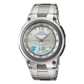 Casio นาฬิกาข้อมือ คาสิโอ Outgear รุ่น AW-82D-7A