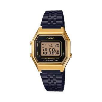 Casio Standard Digital นาฬิกาข้อมือ รุ่น LA680WEGB-1A
