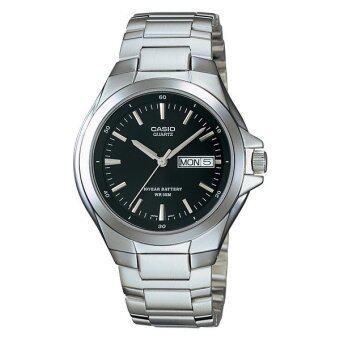 Casio Standard นาฬิกาข้อมือ Gent quartz รุ่น MTP-1228D-1A