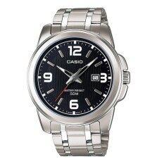 ขาย CASIO STANDARD นาฬิกาผู้ชาย สายสแตนเลส รุ่น MTP-1314D-1AV