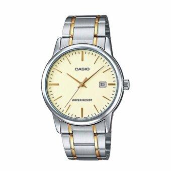 นาฬิกา Casio standard MTP-V002SG-9AUDF