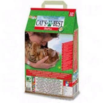 ทรายแมว Cat's Best ÖkoPlus 10 ลิตร