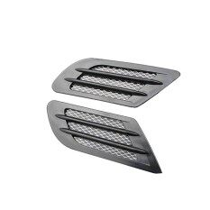 THB 174. Cenita Car side airflow vent hole cover fender inlet grille ...