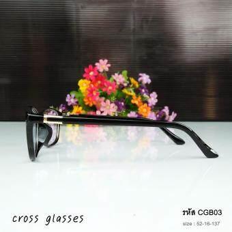 กรอบแว่นตา วัสดุคุณภาพดี มีความยืดหยุ่นสูง รุ่น CGB03 - 4