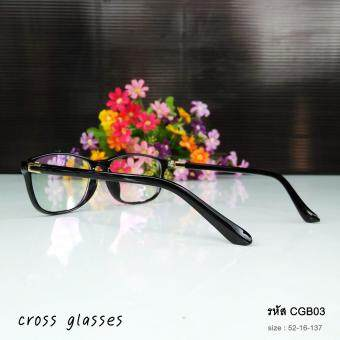 กรอบแว่นตา วัสดุคุณภาพดี มีความยืดหยุ่นสูง รุ่น CGB03 - 5