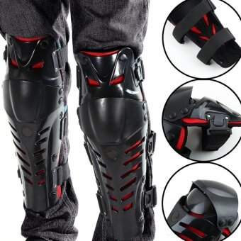 CHEER New Motorcycle Racing Motocross Knee Pads Protector Guards Protective Gear - intl - 2 ...