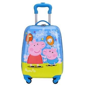 Children's rolling suitcase - intl