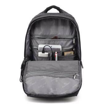 Coolbell 15.6 inches USB Charing กระเป๋าเป้นิรภัยแล็ปท็อป Bobby Bag - 4