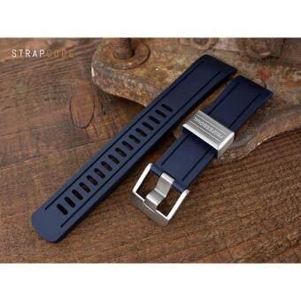 สายนาฬิกา Crafter Blue Navy Color for Seiko SKX 007009011A65k
