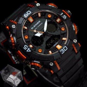 ประเทศไทย D-ZINER นาฬิกาทรงสปอร์ต รุ่น DZ8073