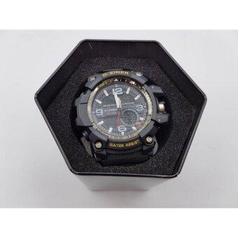 D-ZINER นาฬิกาทรงสปอร์ต รุ่น DZ8143 รีวิว