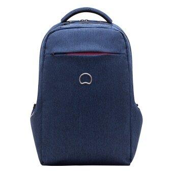 DELSEY กระเป๋าใส่แล็ปท็อป รุ่น NUAGE 2-CPTS PC - (สีน้ำเงิน)