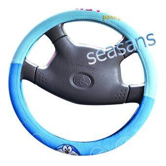 Doraemon Steering Cover ที่ครอบพวงมาลัย (Do E)