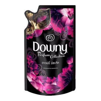 Downy น้ำยาปรับผ้านุ่ม ดาวน์นี่ มิสทิค Refill ขนาด 330 ml. แพ็ค3ถุง (image 1)