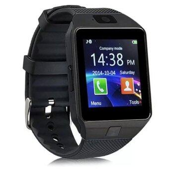 DZ09 Smart Watch Bluetooth Touch Screen for Android and iOS (black)- intl