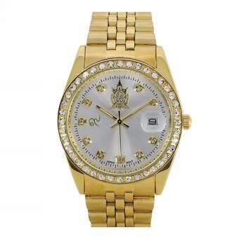 ซื้อ/ขาย นาฬิกาข้อมือเฉลิมพระเกียรติฯ สำหรับสุภาพบุรุษ รุ่น EA9464GM_Silver