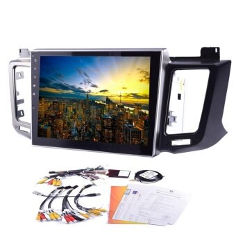Eincar Special for 2015 Toyota RAV4 10.2 Inch Android 4.4 Quad Core Car NO-DVD Player Built-in GPS Navigation bluetooth support WIFI Mirror Link Car Stereo + Canbus - intl