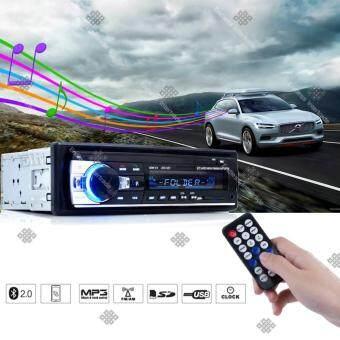 Elit 12V เครื่องเล่นเสตอริโอในรถ เครื่องเล่นวิทยุ เครื่องเล่น Mp3 แบบบลูทูธ สามารถใช้กับโทรศัพท์มือถือได้