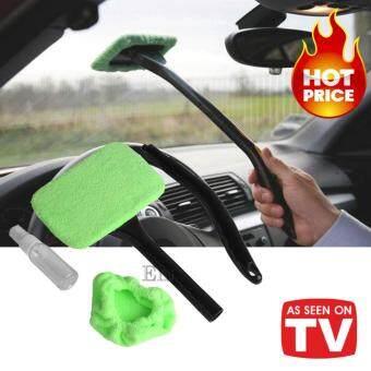 Elit Windshield Wonder ที่ทำความสะอาดกระจกรถยนต์ กระจกบ้านแบบด้ามยาว รุ่น WSH582-01