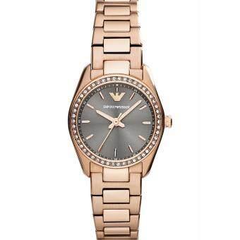 ซื้อ/ขาย Emporio Armani นาฬิกาข้อมือผู้หญิง สายสแตนเลส รุ่น AR6030 - Gold
