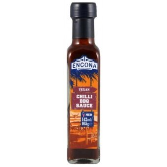 Harga Encona Texan Chilli BBQ Sauce 142 ml