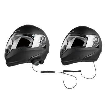 ERA T-COM02S Bluetooth Helmet Intercom Waterproof Hand Free Headphone Interphone