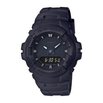 G-SHOCK นาฬิกาข้อมือ G-100BB-1ADR ประกัน CMG (BLACK)