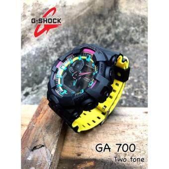 G-SHOCK - GA-700SE-1A4  Two Tone