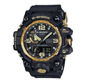 2561 G-SHOCK GWG-1000GB-1A Mudmaster Black and (Gold)