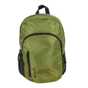 Golyte กระเป๋าเป้สะพายหลังพับได้ Foldable Daypackผ้ากันน้ำสำหรับเดินทาง กีฬา นำ้หนักเบา สีเขียว - 2