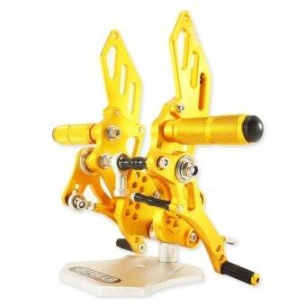 INFINITY เกียร์โยง สำหรับ M-SLAZ R15 CNC (สีทอง)