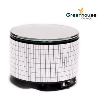 GREENHOUSE PACKAGE ตัวหมุนโชว์เครื่องประดับ (3.5 นิ้ว)