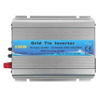 Grid Tie Inverter DC22V-60V to 120V Solar Inverter 600W Pure Sine Wave MPPT New - intl