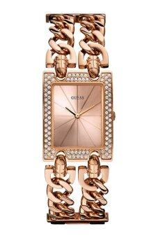 2561 Guess Ladies Watch Rose Gold Stainless Steel Strap W0072L3