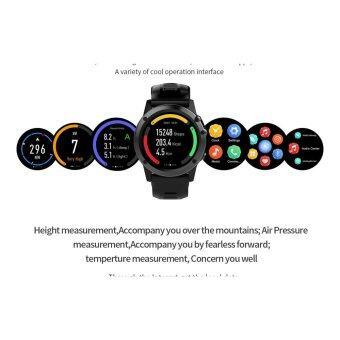 ต้องการขาย H1 MTK6572 Bluetooth Smartwatch with Camera SIM Card Support GPS/ WIFI Heart Rate Pedometer Waterproof swim Smartwatch
