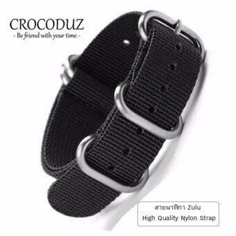 สายนาฬิกา High Quality Zulu Nylon Strap ขนาด 20 mmสำหรับ rolexseikoomega