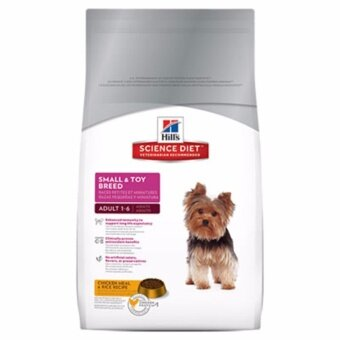 Hill's Science Diet Adult 1-6 Small & Toy Breed 3 kg.