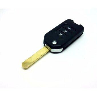 ็กุญแจพับ Honda แบบ 3 ปุ่ม รุ่นอัพเกรด - 4