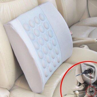 Electric Massage Pillow for Car-Beige - intl