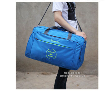 I เกาหลีและหญิงเดินทางความจุขนาดใหญ่ถุงกระเป๋าเดินทางแบบพกพากระเป๋าเดินทาง