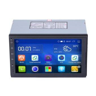 Harga 2 din 7 inch Android 4.4.4 car DVD player HD Touch Screen 1080P - intl