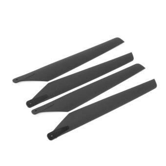 Harga Main Blades For Esky LAMA V3 V4/ walkera 5#4 5-8 RC Helicopters Apache AH6