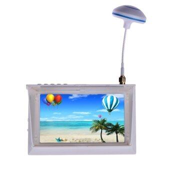 Harga FPV Aerial Photography Car Color LCD TFT 7 inch Screen Monitor - intl