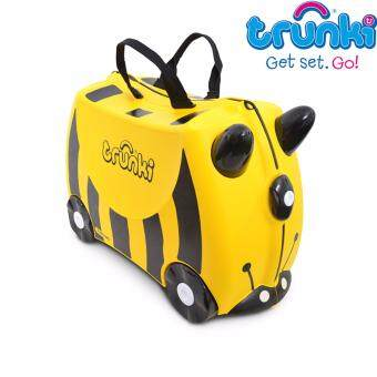 Harga Trunki Ride On Suitcase-Bernard The Bee
